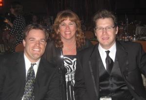Jim Rothman, Anne Mills, Don Casper
