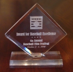 2009 Award for Baseball Excellence