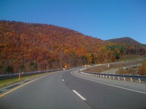 Fall Colors through Pennsylvania